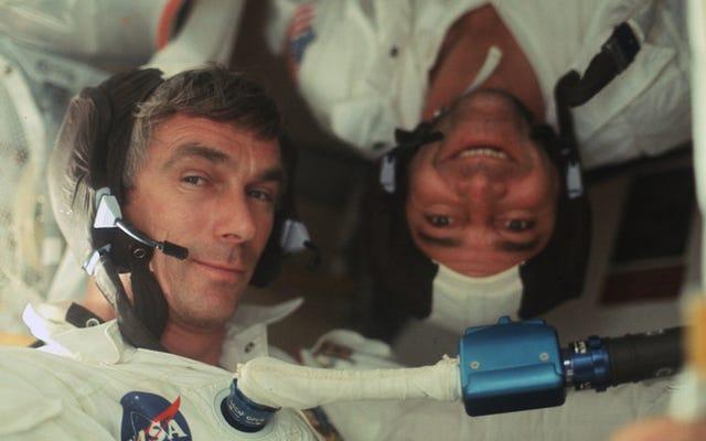 NASA เพิ่งเปิดตัวภาพความละเอียดสูงที่น่าทึ่งกว่า 8,400 ภาพจากโครงการ Apollo
