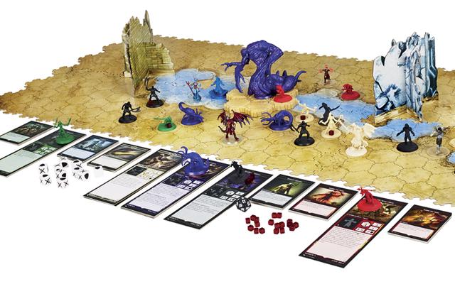 マジック:ザ・ギャザリングボードゲームは、新しい巨大なモンスターと遊ぶことができます