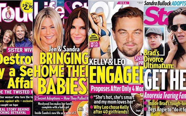 今週のタブロイド紙:レオは婚約することで猫のポッセの黄金律を破る