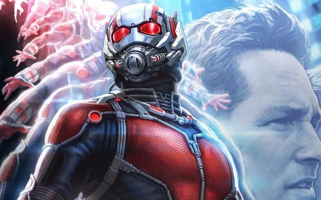 Ant-Man'in devam filmi olacak ve Marvel 3 gizemli film daha hazırlıyor