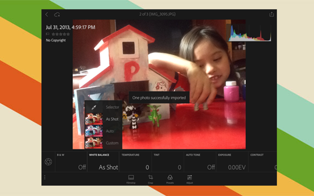 Adobe Lightroom pour mobile est désormais un éditeur de photos autonome entièrement gratuit