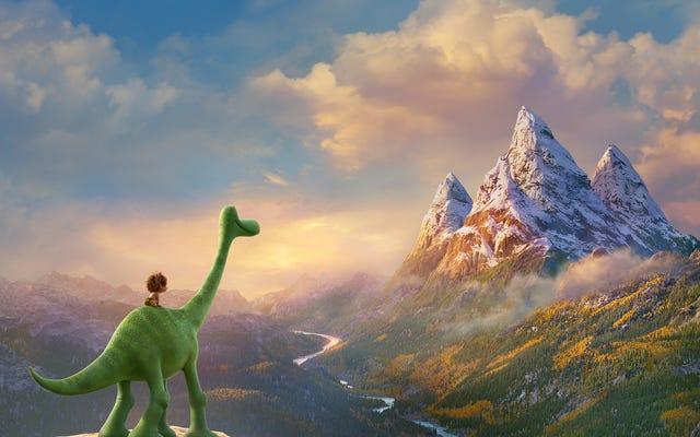 Bagaimana Pixar Mengubah Semua Aturan Untuk Membuat Dinosaurus Yang Baik Menjadi Karya Yang Menakjubkan