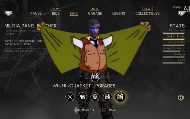 Конкурс магазинов Kotaku: пальто для Макса: победители!