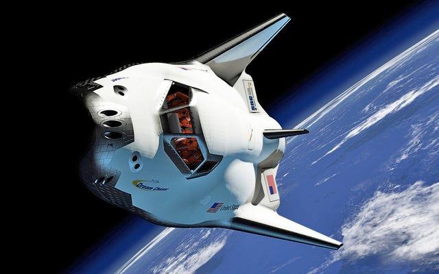 El avión espacial Dream Chaser podría asumir misiones de la fuerza aérea como el X-37B