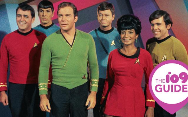 La guía io9 de Star Trek