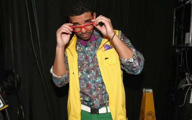 Дрейк - самый большой придурок в хип-хопе, и он это знает