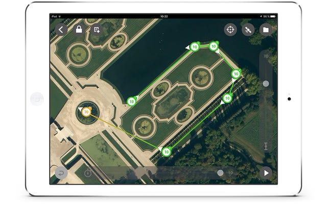 Peningkatan $ 20 Memungkinkan Anda Membuat Rencana Penerbangan Otonom Untuk Drone Bebop Parrot