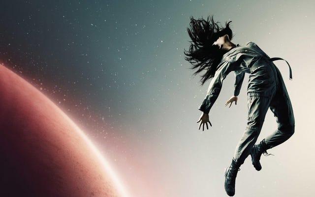 El espacio es vasto y mortal en un nuevo póster para The Expanse de Syfy