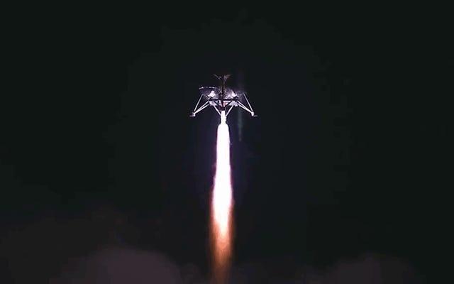 NASAのモーフィアスランダーのこのハイライトリールはほとんどこの世界の外にあります