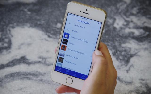 Pandoraは、1972年以前の曲を使用するために9千万ドルを切り上げる必要があります