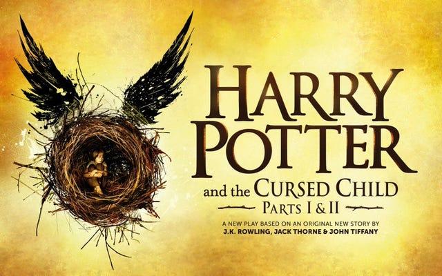 Harry Potter and the Cursed Child จะเป็นภาคต่อของแฮร์รี่และลูกคนกลางของเขา