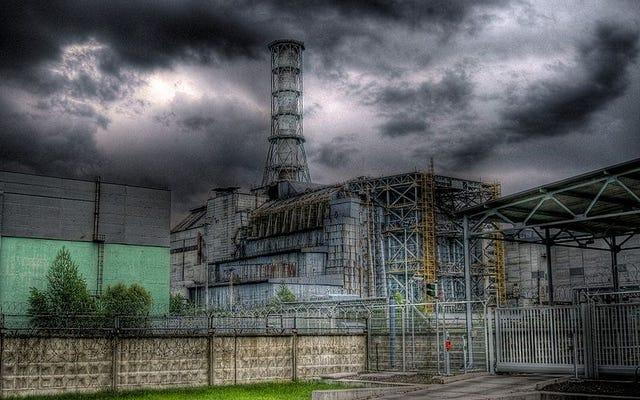 原子炉を毒殺する方法