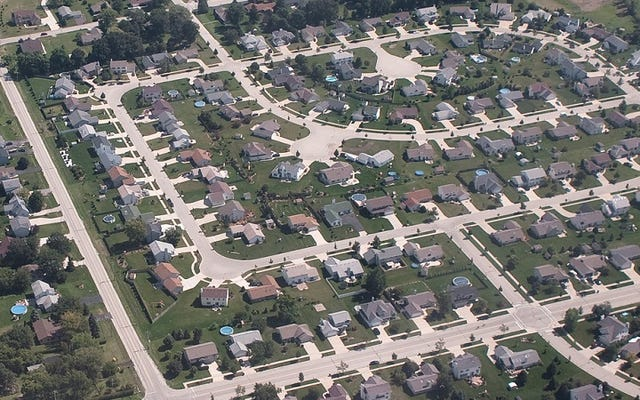 これらは家族を育てるのに米国で最高の郊外です