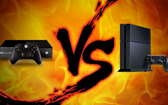 XboxOneとPlayStation4:2年後