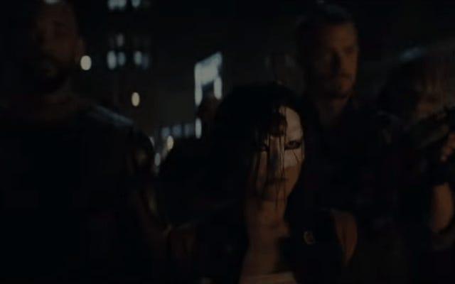 Joker, yeni Suicide Squad fotoğraflarında her zamankinden daha fazla psikopat görünüyor