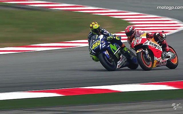 ¿Crees que el accidente de MotoGP de este fin de semana fue intencional?