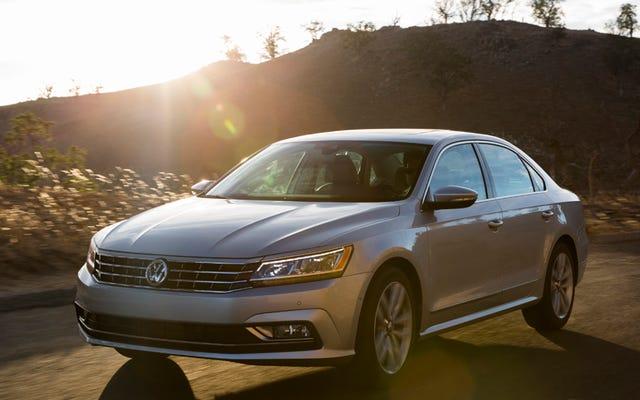 El Volkswagen Passat 2016 corrige el mayor defecto del antiguo Passat, pero eso es todo