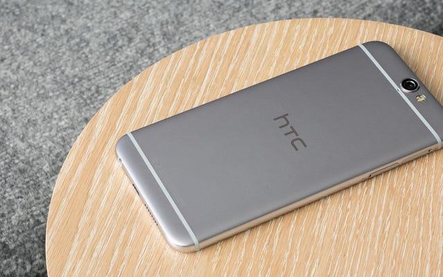 El HTC One A9 solo costará $ 400 hasta el 7 de noviembre, luego saltará a $ 500
