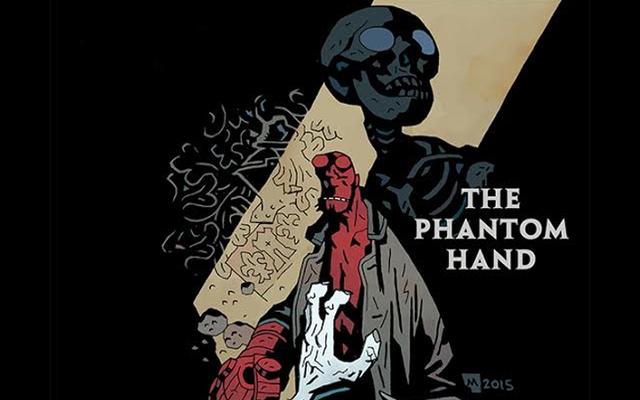 Hellboy enquête sur un membre fantôme dans cette bande dessinée effrayante