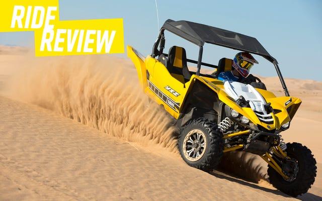 Ulasan Berkendara: Yamaha YXZ1000R Adalah Mesin Kecepatan Penakluk Bukit Pasir yang Layak Anda Dapatkan