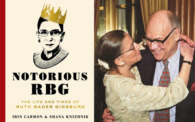 `` Marty a toujours été mon meilleur ami '': l'histoire d'amour de Ruth Bader Ginsburg