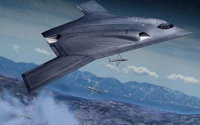 Northrop Grumman gana el contrato para producir el próximo bombardero furtivo de Estados Unidos