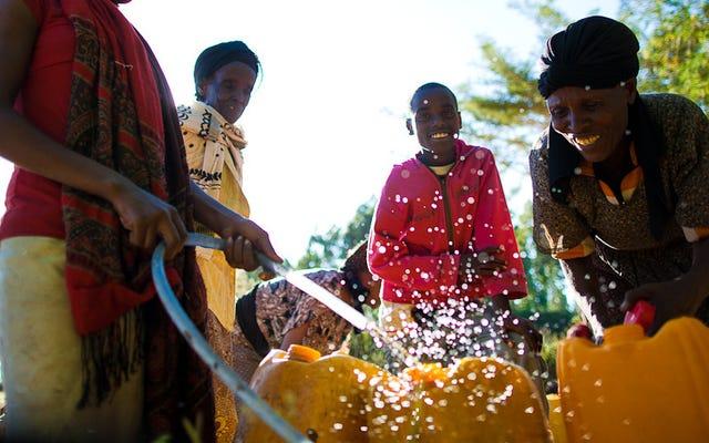 Scavare nuovi pozzi in Africa potrebbe far seccare le sue falde acquifere troppo presto