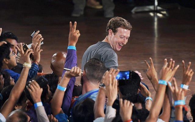 Mark Zuckerberg Memperingatkan Terlalu Banyak Netralitas Bersih