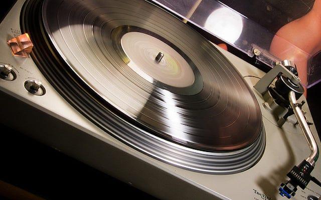 Come iniziare con i dischi in vinile