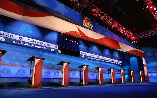 今夜の共和党の討論を見る方法(ストーンド以外)