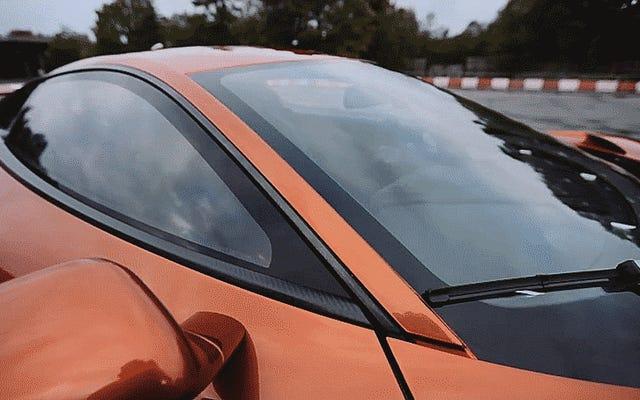 Jaguar-Land Rover'ın SPECTER Araçları Sadece 30 MPH'de Bile Fantastik