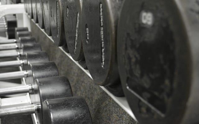 Cómo saber cuándo subir de peso en el gimnasio