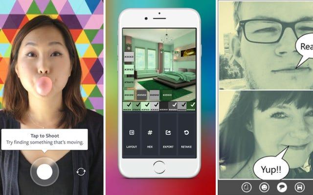 今週のお気に入りのAndroid、iOS、およびWindowsPhoneアプリ