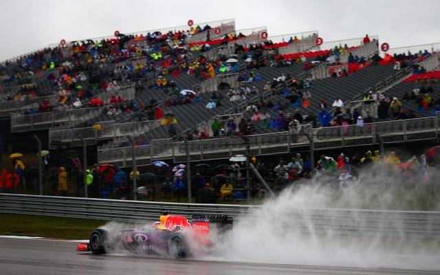 La course de Formule 1 Soggy Austin a été `` financièrement dévastatrice '' pour les organisateurs: rapports