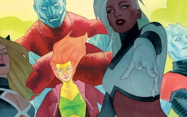 Komik X-Men Luar Biasa Baru Akan Menghidupkan Kembali Salah Satu Pahlawan Jatuh Terbesar X-Men