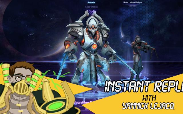 El nuevo guerrero protoss de Heroes Of The Storm es un tipo rudo que se teletransporta y dispara rayos de la muerte