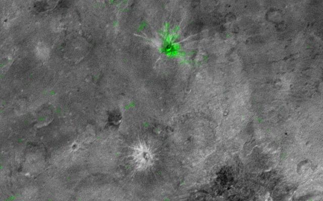 ¿Es este el cráter más joven en la luna Caronte de Plutón?