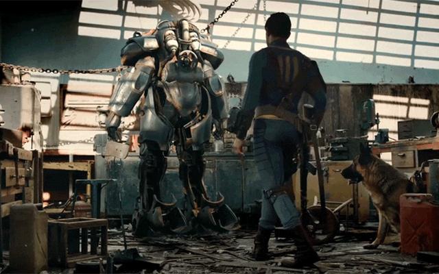 Un montón de detalles de juego de Fallout 4 se filtran temprano