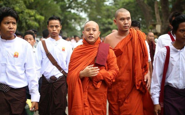 बर्मी महिला अधिकार कार्यकर्ताओं को यौन स्वास्थ्य के बारे में बात करने पर भिक्षुओं से जान से मारने की धमकी मिलती है