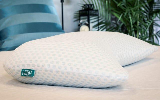 Il cuscino HIBR ti mantiene fresco, potrebbe essere l'ultimo cuscino che acquisti mai