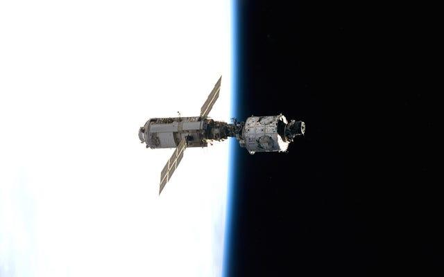 Unityがなければ、宇宙飛行士は宇宙ステーションのどこにも行けませんでした