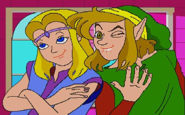 10 razões pelas quais Link From Zelda é realmente um tipo de pau