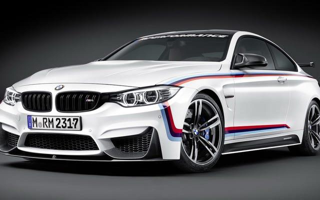 Est-ce que chaque BMW est plus belle dans une livrée blanche de course vintage? Oui