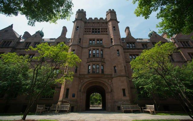 Yale SAE Brother Dituduh Pemutaran Partai Rasis: 'Putih Gadis Saja'