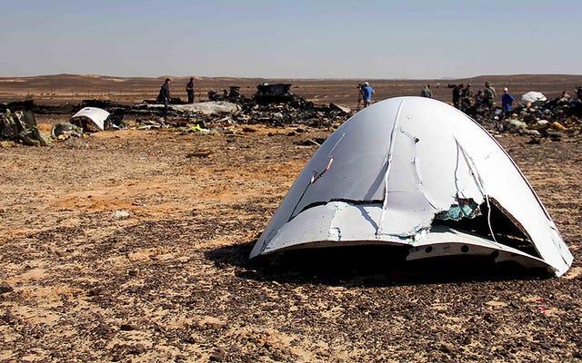 Todo lo que pudo haber causado el accidente del vuelo 9268 de Metrojet ruso