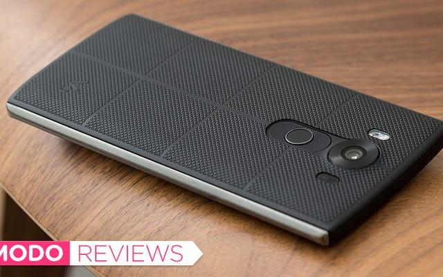 LG V10 Review: Groß, seltsam und es nicht wert