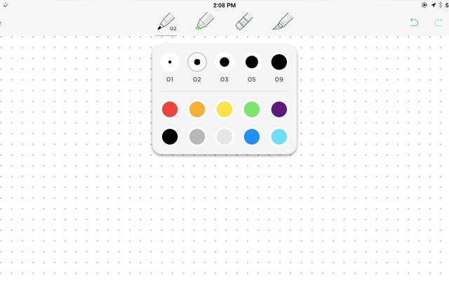 iOSのEvernoteで、メモにスケッチしたり手書きしたりできるようになりました