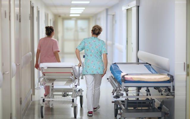 Opowiedz nam o swoich doświadczeniach jako pielęgniarka