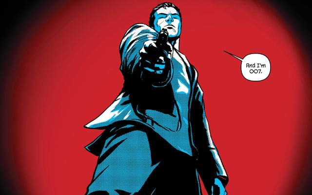 Comment Warren Ellis a apporté le James Bond des livres d'Ian Fleming aux bandes dessinées