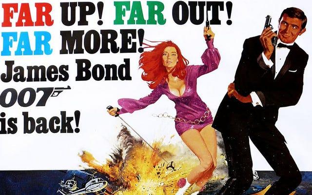 Skema Penjahat Super James Bond Paling Menggelikan Sepanjang Masa